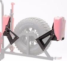 Body Armor Gas Can Adapter Mount Kit 1987-2016 Jeep Wrangler YJ TJ LJ JK JKU