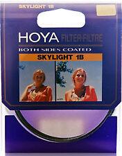 Nuevo Filtro Skylight ib Hoya 55mm tanto Sides Revestido Hecha En Japón!