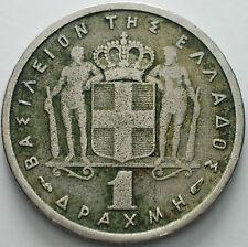 1954   Grecia  Greece   1 dracma  drachma