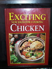 EXCITING NEW IDEAS FOR COOKING CHICKEN - HC