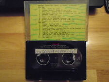 RARE PROMO Spirit Of Venice CA DEMO CASSETTE TAPE Harry Perry Ted Hawkins P.O.D.