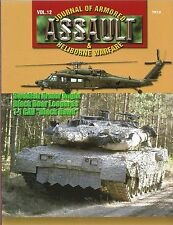 Concord Publications Company Vol. 12 Journal of Armored & Heliborne Warfare