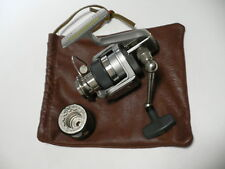 Abu Garcia Suveran S2000M Sweden Spinning Reel Excellent W/Spare Spool