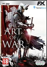 The Art of War  PC  NUOVO!!!
