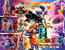 New Bandai HG Dragonball Z SP Gashapon Mini Figure set of 6 pcs set from Japan