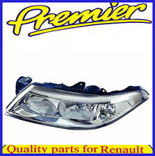 NEW RENAULT LAGUNA MK2 01-05 HEADLAMP LIGHT UNIT LEFT HEADLIGHT H1+H7 LH