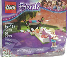 Lego Friends  #30399  Stephanie at Bowling Alley  Sealed Polybag  51pc  NEW