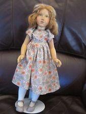 Regina Sandreuter Wooden Girl Doll