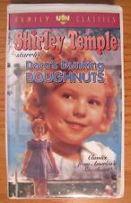 Shirley Temple DORA'S DUNKING DOUGHNUTS VHS VIDEO