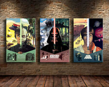 Not Framed 3pc Canvas Prints art Home Decor Wall Art Pictures Star Wars