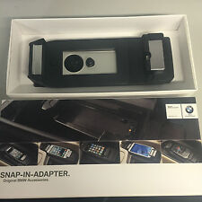 BMW iPhone 6 Phone Charging Cradle Snap In Adapter Holder Apple Lightning 464