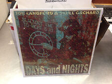 "Jon Langford & Skull Orchard Days & Nights 7"" vinyl RSD 2014 MEKONS"