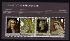GB 2011 Kings & Queens House of Hanover Mini Sheet MNH SG MS3229