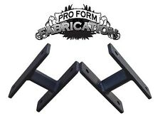 """1999-2004 Ford Superduty 1"""" Front Lift Shackles Leveling Kit"""