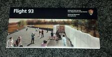 Flight 93 Brochure 9/11 Memorial PA September 11, 2001 World Trade Center attack