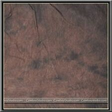 Cowboystudio 6 x 9 ft Deep Brown Muslin Photography Backdrop