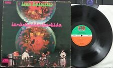 KLP104 - Iron Butterfly In-A-Gadda-Da-Vida ATL 40 022 German LP, atlantic 1968