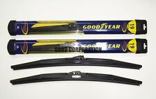 2001-2003 Ford Escape Goodyear Hybrid Style Wiper Blade Set of 2