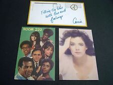 3 Classic TV & MOVIE POSTCARDS Room 222, Carrie Snodgress, Stockard Channing