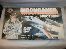 Airfix Moonraker James Bond 007 nave espacial 1:144 Unmade Kit Raro
