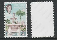 St Kitts 3225 - 1963 Pall Mall 2c MISSING YELLOW  - a Maryland FORGERY unused