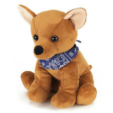 COZY PLUSH PETS Microwavable - heatable Chico the Chihuahua Soft Scented INTELEX