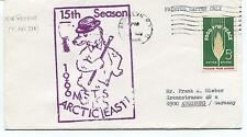 1966 USNS Redbud T-ALK 398 Arctic Brooklyn 15th Seas. MSTS Polar Antarctic Cover