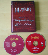 Def Leppard  DELUXE EDITION Songs From The Sparkle Lounge  (CD + DVD + BOOKLET)