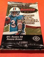 2005 Bowman's Best Football HOBBY Pack (Aaron Rodgers Alex Smith RC Auto)?