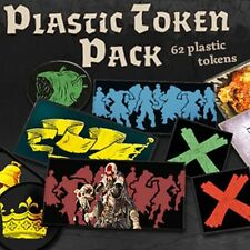 Zombicide: Black Plague Plastic Token Pack COL GUF031