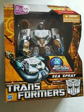 Transformers RTS/Classics/Generations/Universe Sea spray Deluxe Class MOC
