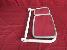 NOS OEM West Coast Style Door Double Mirror Extension Chevy GMC Truck Left White