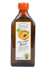 BITTER APRICOT KERNEL OIL Cold Pressed unrefined 250 ml / Olej z Pestek Moreli