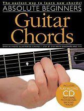 Absolute Beginners - Guitar Chords: Absolute Beginners Series by
