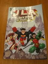 Justice League of America JLA World Without Grown-Ups (Paperback)  9781840230628