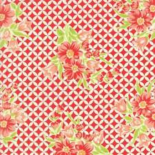 Moda HANDMADE Red 55146 11 Fabric By The Yard By Bonnie & Camille