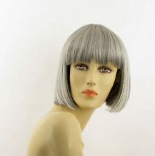 women short wig gray ELISA 51