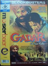 GADAR (2001) SUNNY DEOL, AMISHA PATEL - BOLLYWOOD HINDI DVD