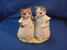 BESWICK BEATRIX POTTER R/A MITTENS AND MOPPET BP6a