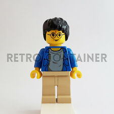 LEGO Minifigures - 1x hp004 - Harry - Harry Potter Omino Minifig Set 4708 4714