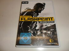 PC  Operation Flashpoint: Dragon Rising