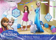"Disney Frozen Elsa Airwalker 57"" Birthday Party Jumbo Balloon Decoration"