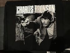 Charles Bronson Band Back Patch Hardcore Punk Powerviolence Thrashcore IL