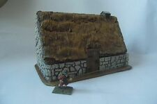 28MM PMC GAMES NB206 - BLACKHOUSE (THATCHED) - NICK BUXEY COLLECTION