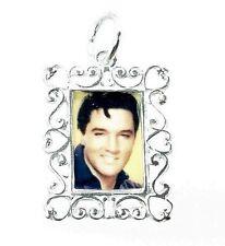 Foto marco encanto de plata Elvis