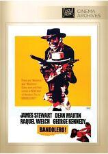 Bandolero DVD (1968) - James Stewart, Dean Martin, Raquel Welch, George Kennedy