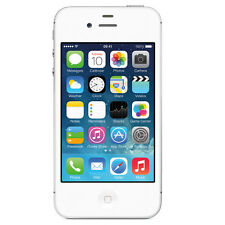Apple iPhone 4s White 16GB International Unlocked Smartphone - Very Good 8/