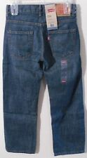 NWT Levis 550 Boys Relaxed Fit Tapered Leg Jeans 10 Reg Gold Dust MSRP$38