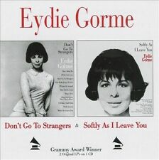 Don't Go To Strangers/Softly As I Leave You ~ Eydie Gorme