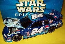 Jeff Gordon 1999 Star Wars Episode 1 Pepsi #24 Chevy BWB 1/24 NASCAR Diecast